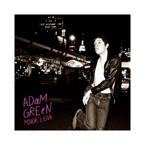 Adam Green: Minor Love - Cover