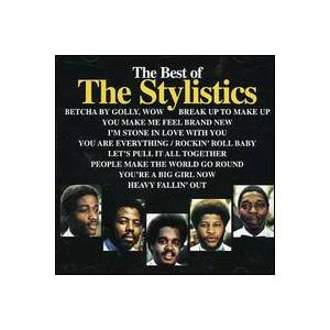 The Stylistics: Best Of The Stylistics, The - Cover