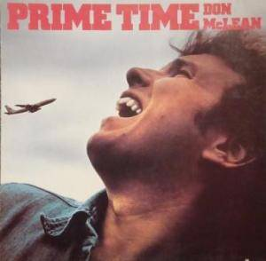 Don McLean: Prime Time - Cover