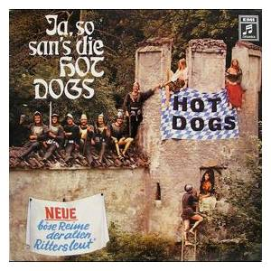Cover - Hot Dogs: Ja, So San's Die Hot Dogs