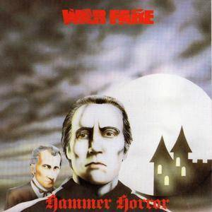 Warfare: Hammer Horror - Cover