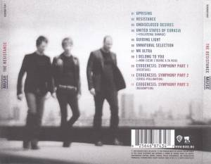 Muse: The Resistance (CD) - Bild 2