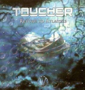 Cover - Taucher: Return To Atlantis