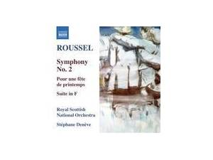 Cover - Albert Roussel: Symphony No. 2