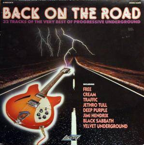 Back On The Road - Cover