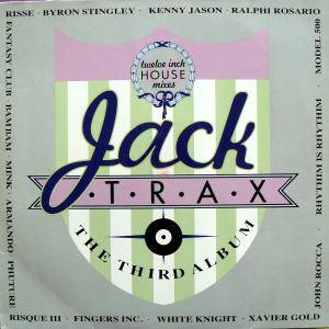 Jack Trax - The Third Album - Cover