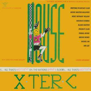 House X-Ter-C - Cover
