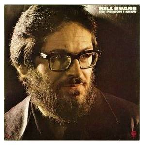 Bill Evans: Re: Person I Knew - Cover