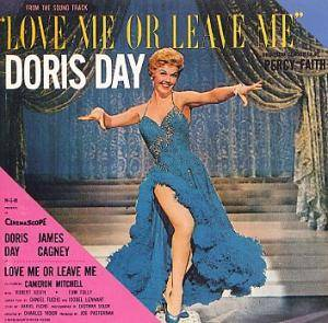 Cover - Doris Day: Love Me Or Leave Me