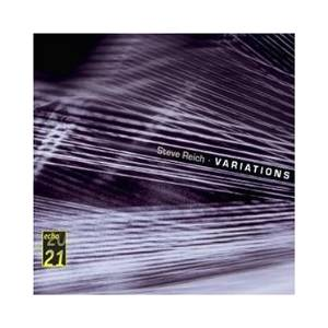 Cover - Steve Reich: Variations