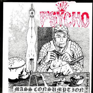 Cover - Psycho: Mass Consumption