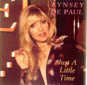 Lynsey de Paul: Just A Little Time (CD) - Bild 1