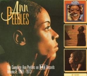 Ann Peebles: Complete Ann Peebles On Hi Records, Vol. 1, The - Cover