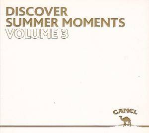 Discover Summer Moments Volume 3 - Cover
