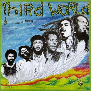 Cover - Third World: Arise In Harmony