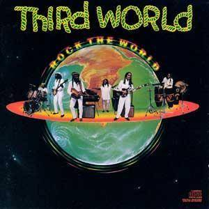 Cover - Third World: Rock The World