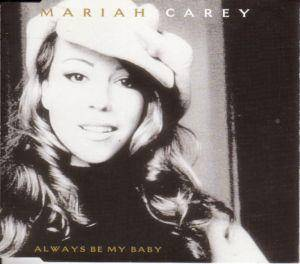 Mariah Carey: Always Be My Baby - Cover