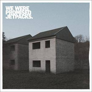 We Were Promised Jetpacks: These Four Walls - Cover