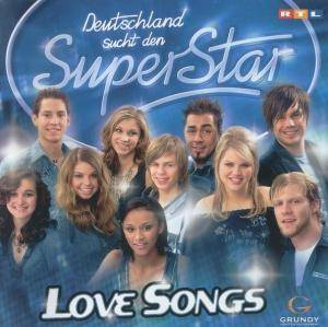 Cover - Deutschland Sucht Den Superstar: Love Songs