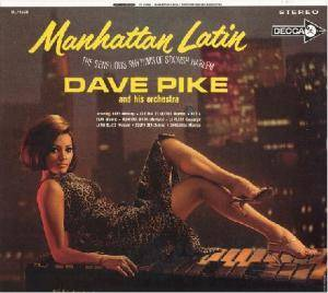 Cover - Dave Pike: Manhattan Latin