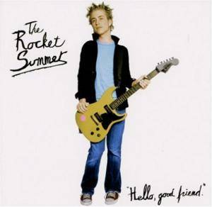 The Rocket Summer: Hello, Good Friend - Cover