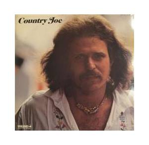 Cover - Country Joe McDonald: Country Joe