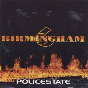 Cover - Birmingham 6: Policestate