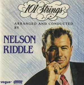 Cover - Nelson Riddle Orchestra: 101 Strings