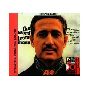 Cover - Mose Allison: Word From Mose, The