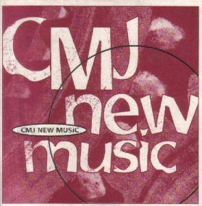 Cover - Lida Husik: CMJ - New Music Volume 020