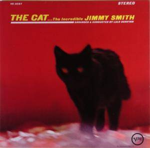 Jimmy Smith: Cat, The - Cover