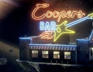 Cover - Outlaws, The: Coopers Bar: Rockstars