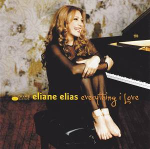Cover - Eliane Elias: Everything I Love
