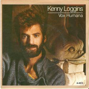 Kenny Loggins: Vox Humana - Cover