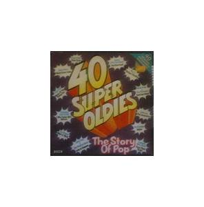 Cover - Bern Elliott & The Fenmen: 40 Super Oldies - The Story Of Pop
