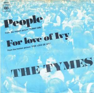 Cover - Tymes, The: People