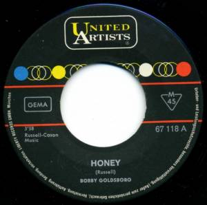 "Bobby Goldsboro: Honey (7"") - Bild 3"