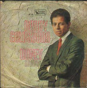 Bobby Goldsboro: Honey - Cover