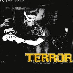 Cover - Terror: Don't Need Your Help / Push It Away