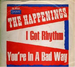 Cover - Happenings, The: I Got Rhythm