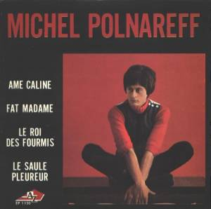 Michel Polnareff: Ame Caline - Cover