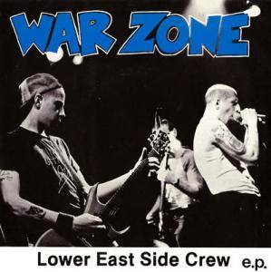 Cover - Warzone: Lower East Side Crew E.P.