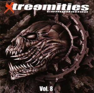 Cover - Obscene Gesture: Xtreemities Compilation Vol. 8