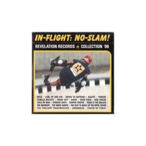 In Flight: No Slam '06 - Cover