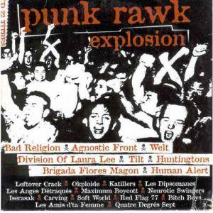 Cover - Bitch Boys: Rock Sound (F) - Punk Rawk Explosion Vol. 06