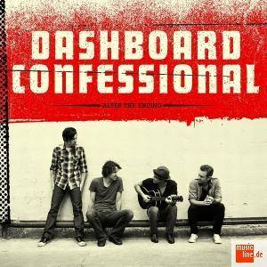 Dashboard Confessional: Alter The Ending - Cover