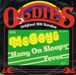 Cover - McCoys, The: Oldies - Original Hit-Version