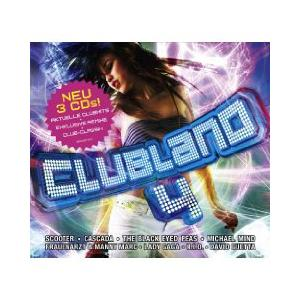 Clubland 4 - Cover