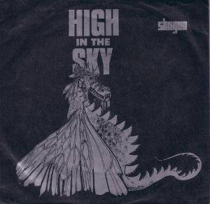 Shogun: High In The Sky - Cover