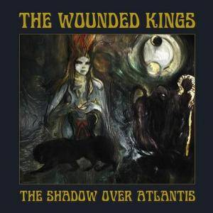 The Wounded Kings: Shadow Over Atlantis, The - Cover